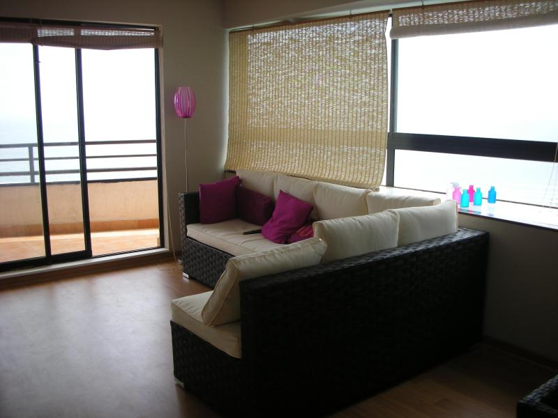living room - Great Apartment in Viña del Mar, Valparaiso Chile - Vina del Mar - rentals