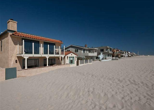 Beautiful oceanfront home on Silverstrand Beach. - Image 1 - Oxnard - rentals