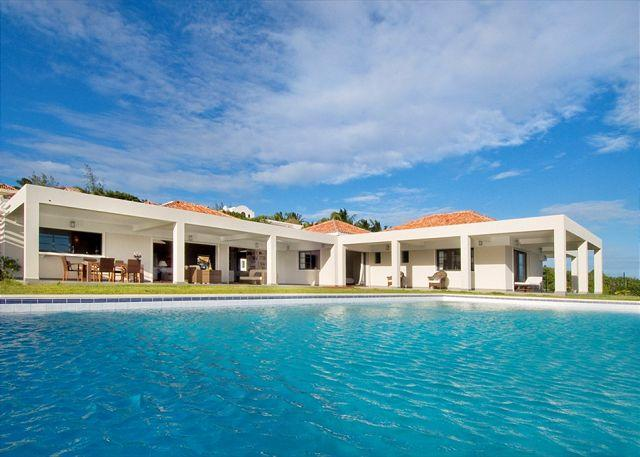 Impressive 6 Bedroom luxurious villa with spectacular views! - Image 1 - Saint Martin-Sint Maarten - rentals