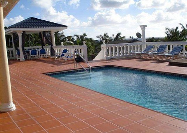 Lovely villa located in Pelican Key with a Mediterranean flair! - Image 1 - Saint Martin-Sint Maarten - rentals