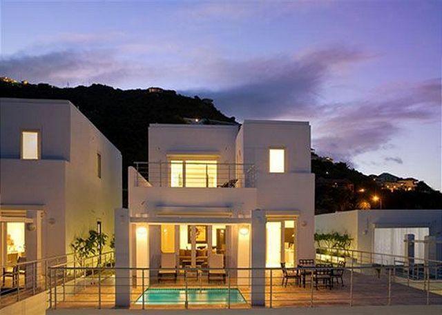 Luxury 2 Bedroom Beachview Villa | Island Properties - Image 1 - Saint Martin-Sint Maarten - rentals