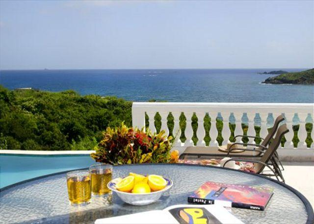 Amazing views - Windsong: Spectacular 4 Bedroom villa in SXM | Island Properties - Saint Martin-Sint Maarten - rentals