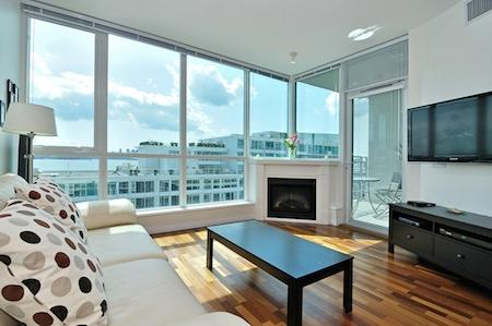 North Vancouver 1 Bedroom  Ocean View Condo Close to All Amenities - Image 1 - North Vancouver - rentals