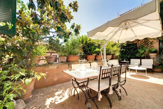 Pantheon Luxury Terrace **** Cocoon Unique (ROME) - Image 1 - Rome - rentals