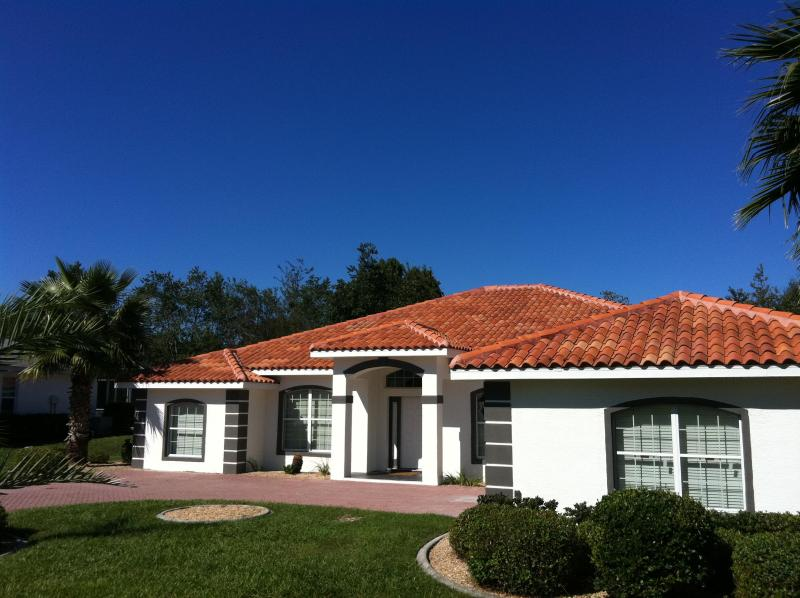 Unlimited Golf in luxurious 4 Bedroom Villa - Image 1 - Inverness - rentals