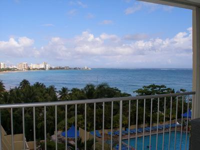 Beach View - Amazing Ocean Front View Studio - San Juan - rentals