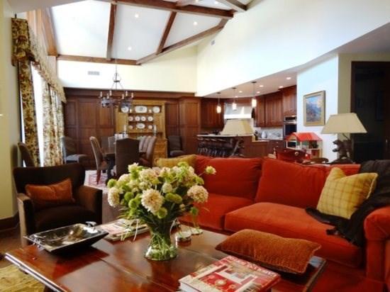 Living Area - Suite 15 A - Vail - rentals