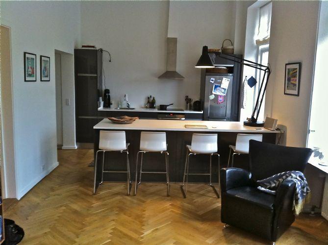 Esplanaden Apartment - Mini luxurious Copenhagen apartment next to the Citadel - Copenhagen - rentals