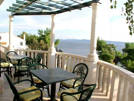 Beachfront holiday residence for rent, Brac - Image 1 - Sumartin - rentals