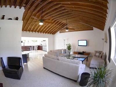 LIVING ROOM - HGTV Design Star - Pony Tail Palm Heaven - Deerfield Beach - rentals
