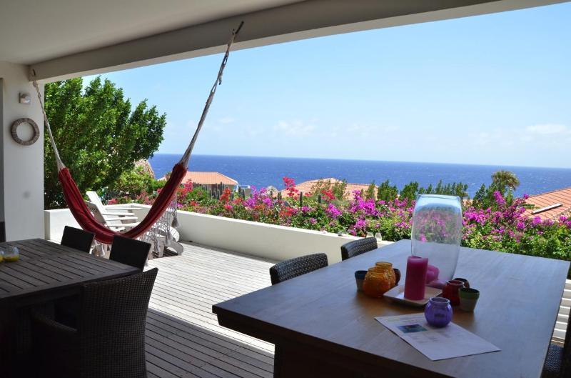 Deck & Ocean View East - Boca Gentil Luxury Sea View - Casa Vandernak - Willemstad - rentals