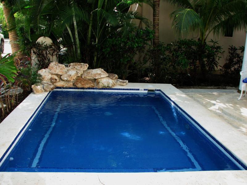 private pool - 4 bdrm villa in Playacar private Pool & ocean view - Playa del Carmen - rentals