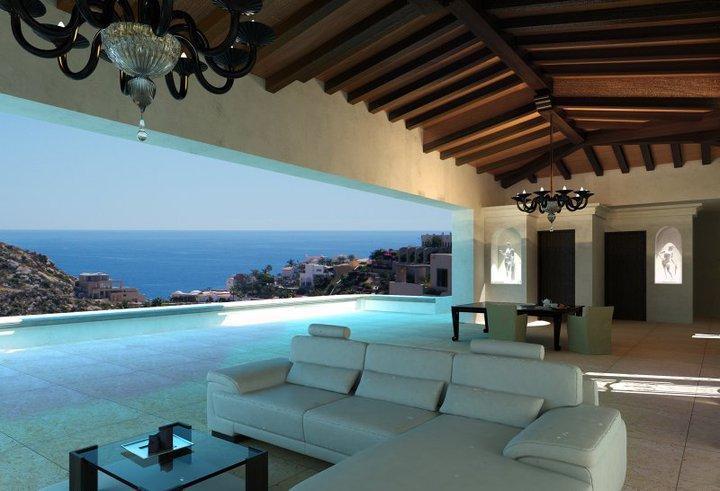 open social area, perfect for social events - HOME GREEN HOME - Cabo San Lucas - rentals