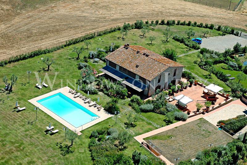 Plutone Pesa Estate - Windows On Italy - Image 1 - Sambuca - rentals