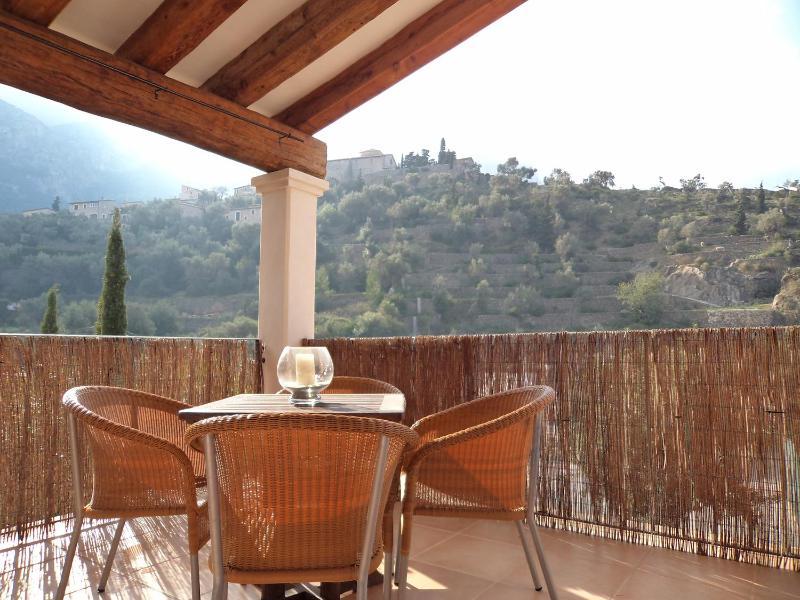 Terrace - Beautiful Villa With Terrace and Stunning Views - Deia - rentals