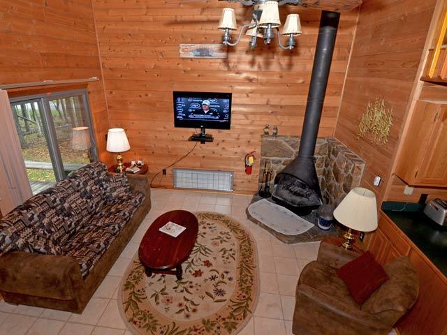 Powder Monkey 12 - 2 Bedrooms PLUS Bonus Sleeping Loft - Powder Monkey 12: Fireplace, 2 BR Plus / 2 Bath - Snowshoe - rentals