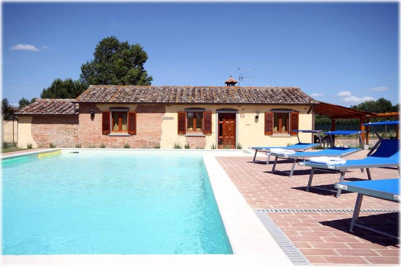 Il Villino di Cortona - Il Villino di Cortona (Property at exclusive use) - Cortona - rentals
