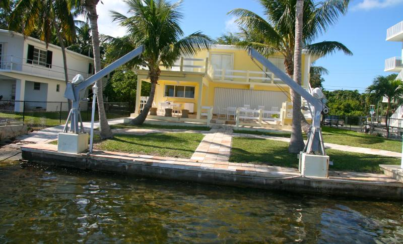 Back of Home from Dock - Key Largo - Key Largo - rentals