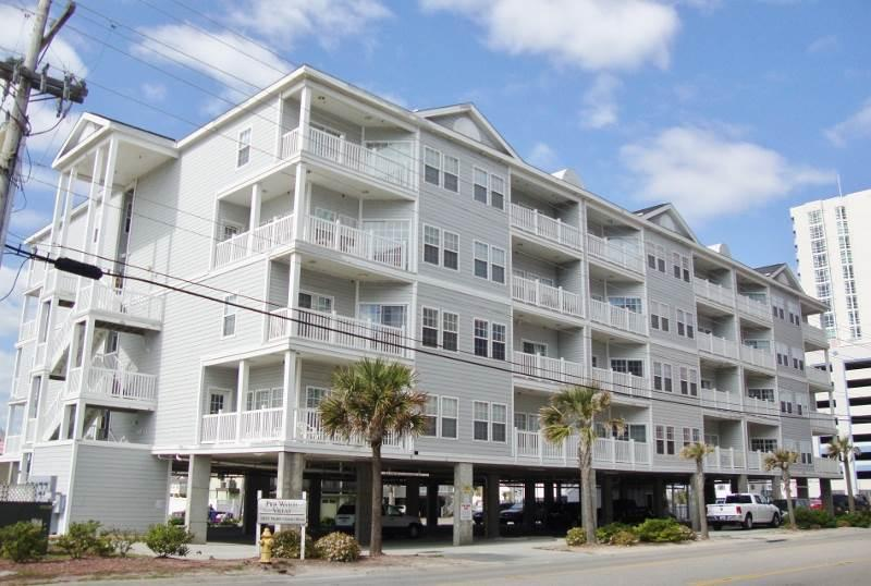 Pier Watch Villas #308 - Image 1 - North Myrtle Beach - rentals