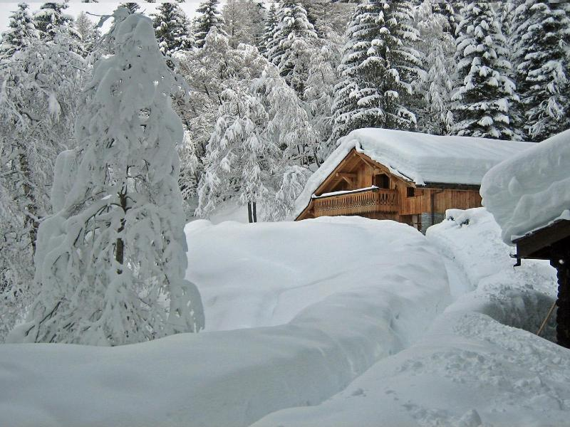 Marmotte Mountain Retreat - private winter wonderland location - Marmotte Mountain Retreat - Chamonix, Argentiere - Chamonix - rentals