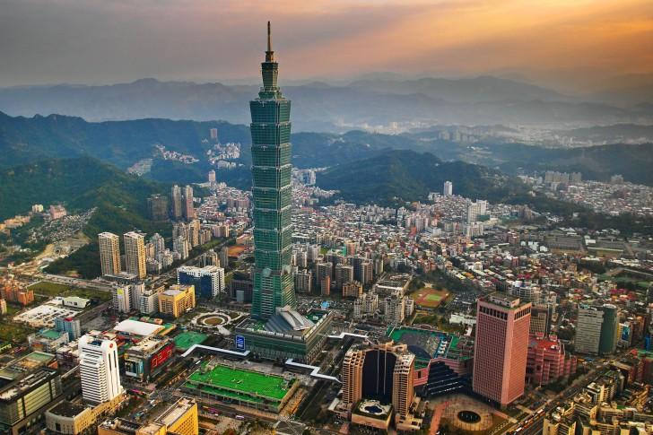 Walk to Taipei 101 - 2 bedroom Apartment Hotel by Taipei 101 Landmark - Taipei - rentals