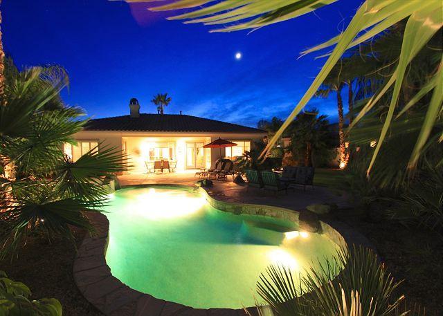 'Mosaic' Resort-Style Yard, Pool & Spa, Ping Pong - Image 1 - La Quinta - rentals