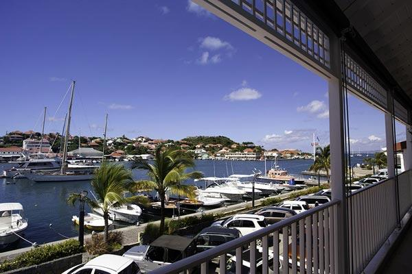 Villa with harbor views and close to the buzzing town life WV TMA - Image 1 - Gustavia - rentals