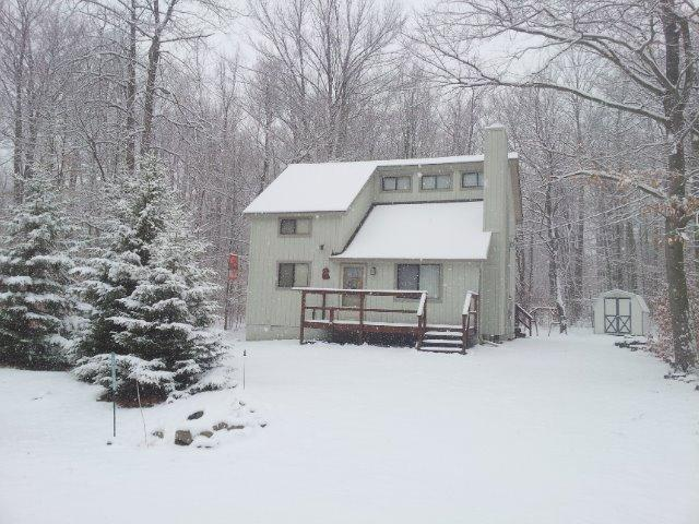 Winter at Paw Prints in the Poconos - Paw Prints in the Poconos - Pocono Lake - rentals