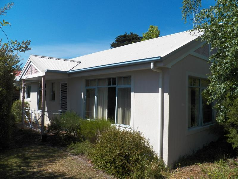 View of Cottage no.1 - Panorama Estate - Holiday Cottage #1 (Periwinkle) - Legana - rentals