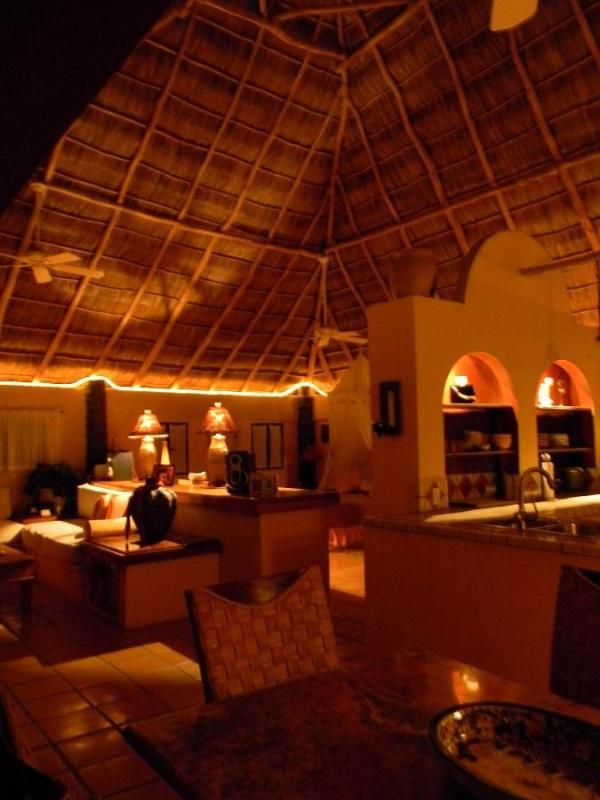Casa Sonrisa Palapa Penthouse - Casa Sonrisa Palapa Penthouse with beautiful view - Sayulita - rentals