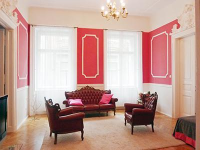 Fantastic newly renovated apartment for up to 7 - Image 1 - Budapest - rentals
