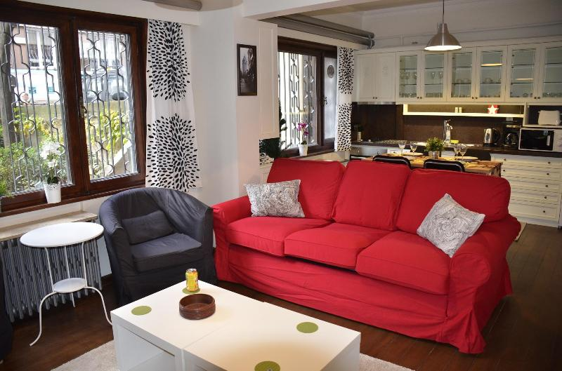 living room - Simple & Lovely - Istanbul - rentals