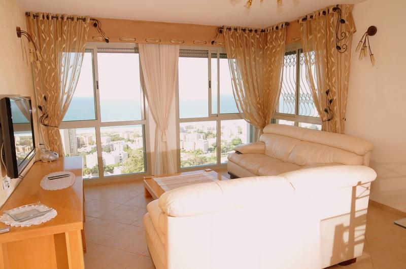 Stylish apt Haifa (5)- Carmel - Image 1 - Haifa - rentals