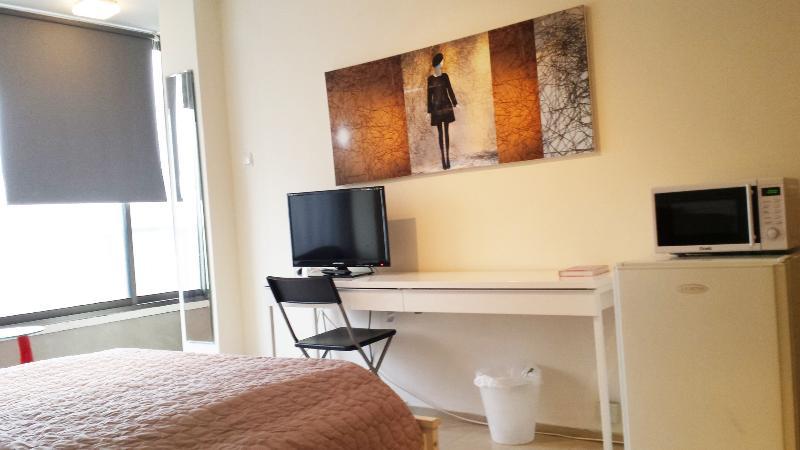 SEABREEZE1 -Tel Aviv Beach Studio Apartment - Image 1 - Tel Aviv - rentals