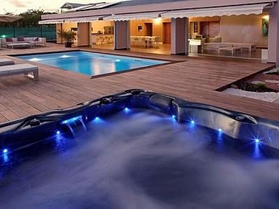 Luxurious villa rentals La Coulee Bleue - Image 1 - Saint-François - rentals