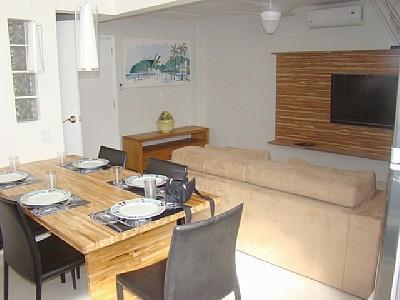 penthouse 3 room 4 bath jacuzi air cond wifi beach - Image 1 - Rio de Janeiro - rentals