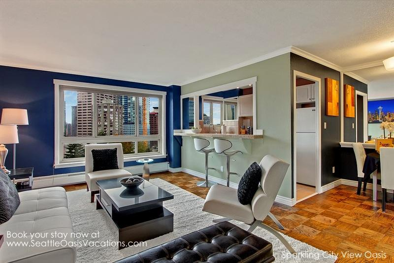 2 Bedroom Sparkling City Oasis - Image 1 - Seattle - rentals