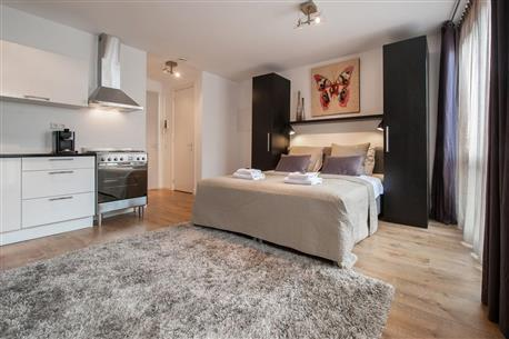 Sarphatipark Apartment 4 - Image 1 - Amsterdam - rentals