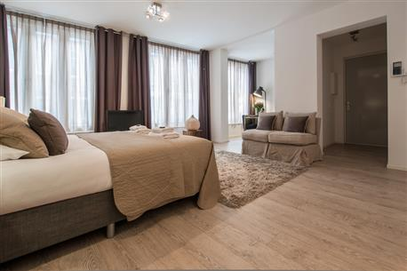 Sarphatipark Apartment 1 - Image 1 - Amsterdam - rentals