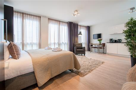 Sarphatipark Apartment 3 - Image 1 - Amsterdam - rentals