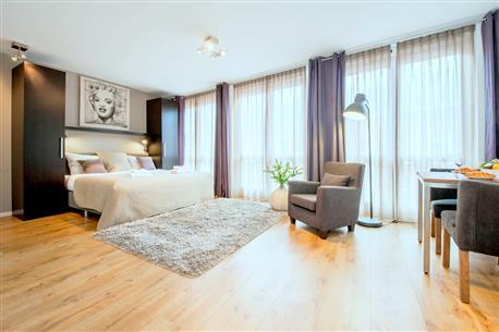 Sarphatipark Apartment 7 - Image 1 - Amsterdam - rentals