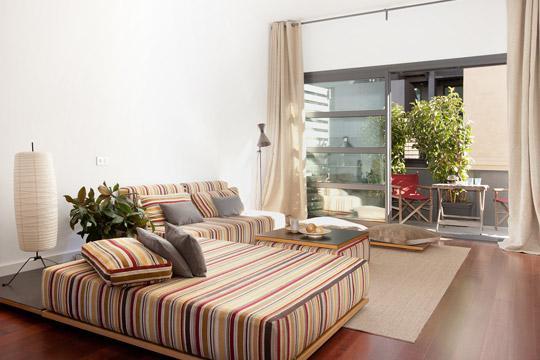 Beach Loft 1 *** Cocoon Beach Design (BARCELONA) - Image 1 - Barcelona - rentals