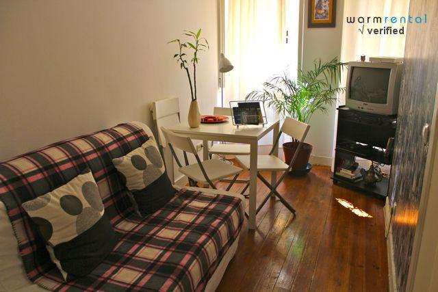 Living Room  - White Mustard Apartment - Lisbon - rentals