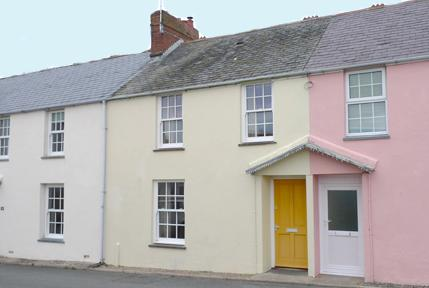 Holiday Cottage - 37 Bryn Road, St Davids - Image 1 - Saint Davids - rentals