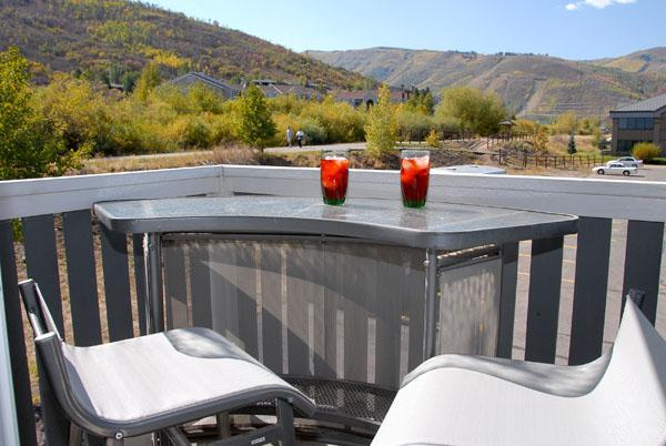 Balcony - A Wonderful Place To Be - Park City; 2BR 2BA - Park City - rentals