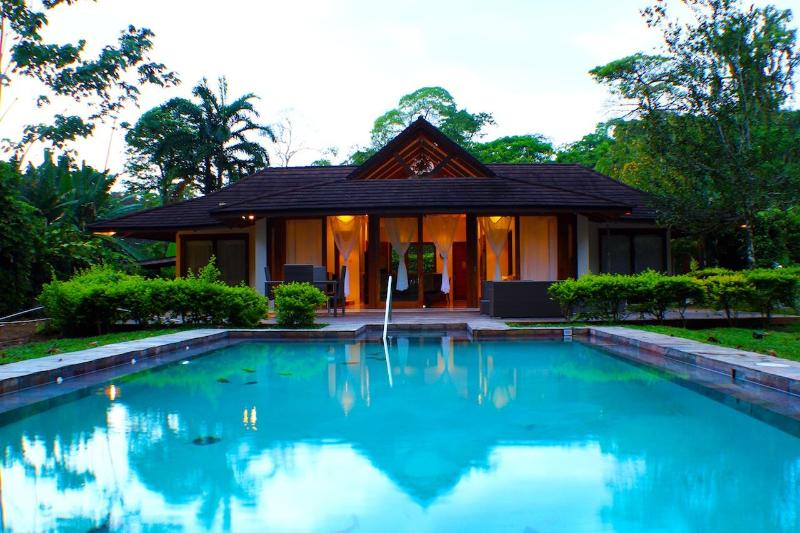 Luxury in Paradise, Jungle, Pool - Casa Tiffany - Image 1 - Puerto Viejo de Talamanca - rentals
