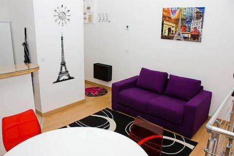Quiet area-Montmartre/Sacré Coeur Paris 2 - Image 1 - Paris - rentals