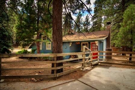 Lake Walk Cottage - Image 1 - Big Bear Lake - rentals