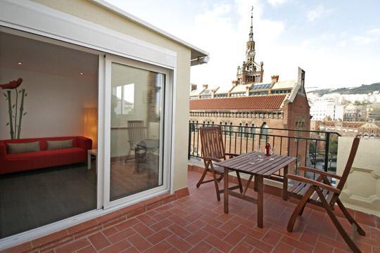 Sant Pau One ** Cocoon Terrace (BARCELONA) - Image 1 - Barcelona - rentals