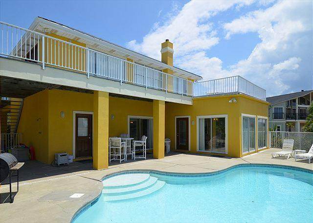 Mellow Mango - Luxury Home With Private Pool and Gulf Views - Destin - rentals